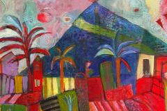 1. Garten mit Palme (Stromboli)