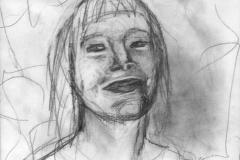 Porträt Bleistift April 2020